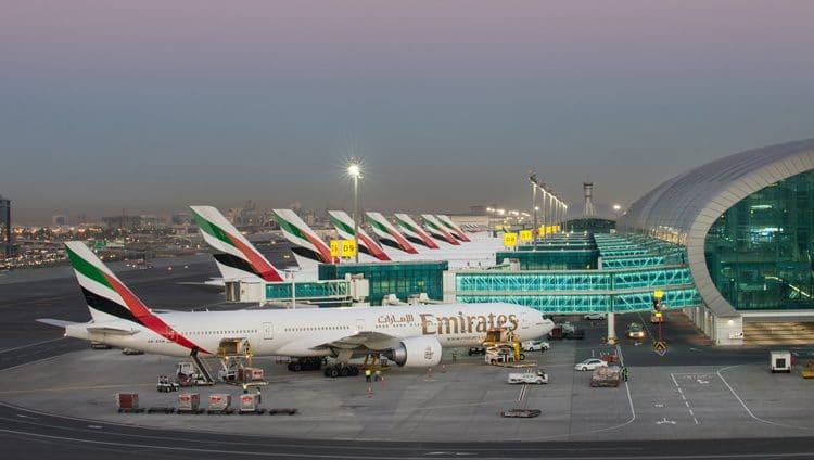 مطارات دبي تستقبل رحلة مباشرة من مدينة شيان الصينية