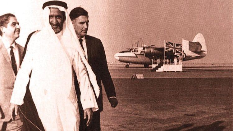 «دبي الدولي» .. من مـدرج «الرمــل المضغوط» إلى المطار الأول عالمياً