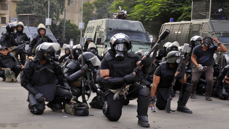 الداخلية المصرية تكشف عن مخطط لإثارة الفوضى في البلاد