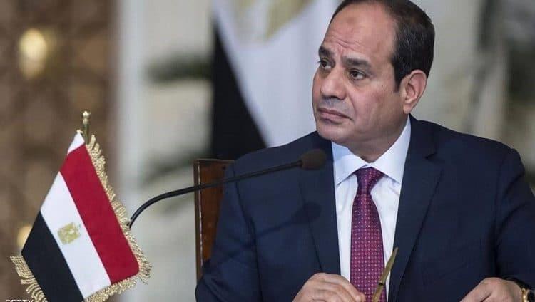السيسي: مصر منفتحة في التوصل إلى اتفاق عادل ومتوازن بشأن سد  النهضة