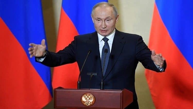 بوتين يعلن تسجيل أول لقاح ضد فيروس كورونا في العالم