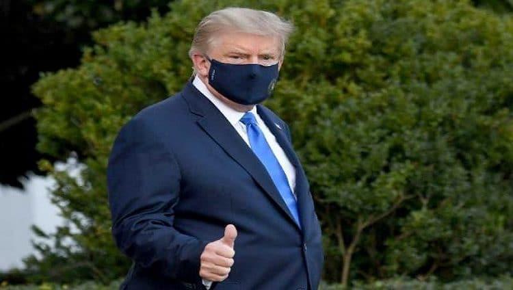 ما سر تعافي ترامب في 4 أيام؟