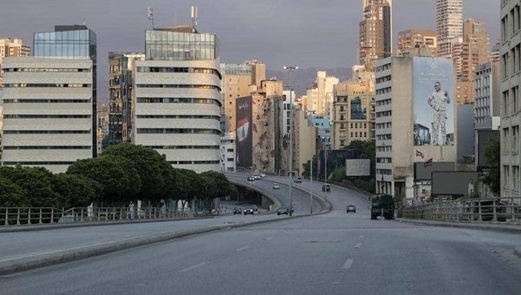 لبنان يقرر الإغلاق التام لمنع تفشي «كورونا»