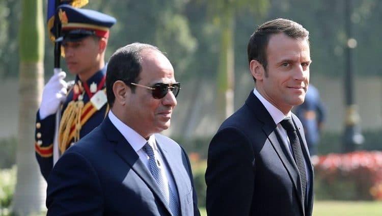 السيسي يغادر إلى فرنسا لبحث تعزيز التعاون وآخر التطورات