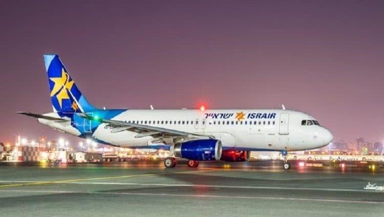 مطار دبي الدولي يستقبل أول رحلة طيران تجاري إسرائيلية على متن خطوط «إسرآير»