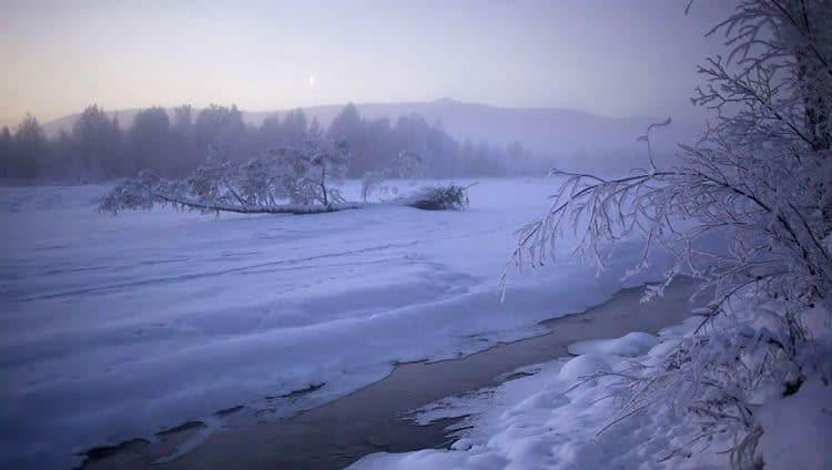 إماراتيون يخوضون تجربة العيش في أبرد قرية بالعالم