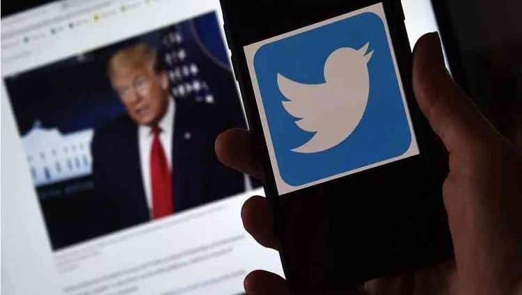 معركة تويتر وترامب تتواصل.. المنصة تحجب الحسابات المرتبطة بالرئيس