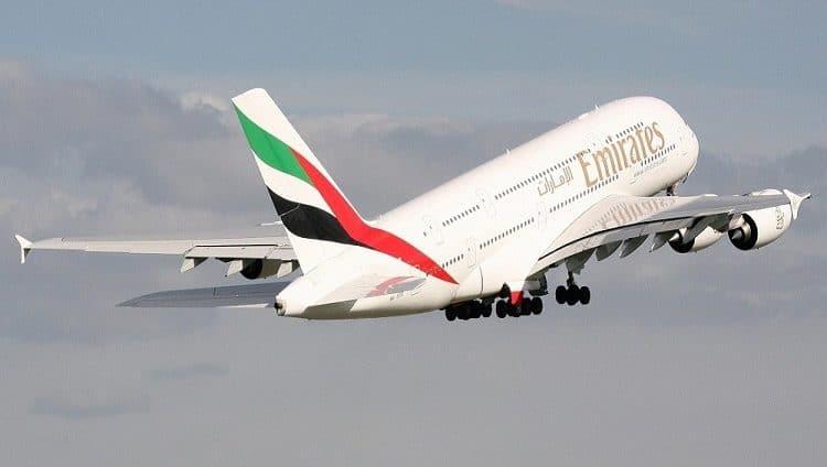 """""""طيران الإمارات"""": تحديث بخصوص الرحلات الجوية إلى السعودية"""