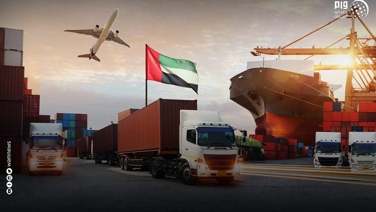 84.2 مليار درهم قيمة الصادرات الصناعية الإماراتية خلال 10 أشهر