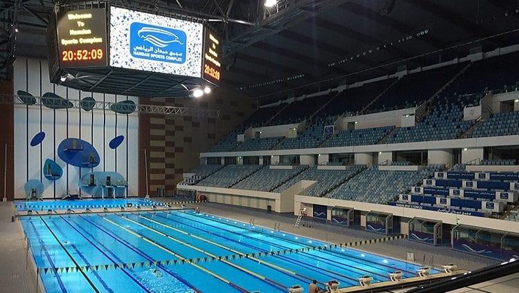 50 منتخبا تعسكر في دبي استعدادا للأولمبياد والبطولات العالمية
