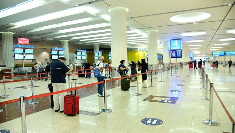 بي بي سي: مطار دبي الدولي الأول عالمياً ودرجة الاعتناء بالمسافرين كما في المراكز الصحية