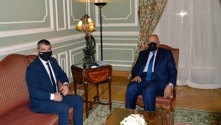 """مصر توجه دعوة مهمة لإسرائيل حول القدس و""""الأقصى"""""""