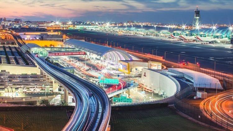 مطارات دبي تشيد بقرار إيطاليا فتح باب السفر من الإمارات بدون حجر صحي