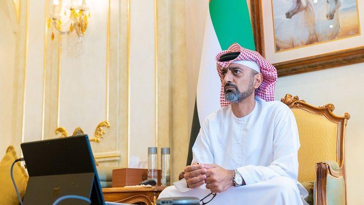 عمار النعيمي يترأس اجتماع مجلس أمناء مؤسسة حميد بن راشد الخيرية