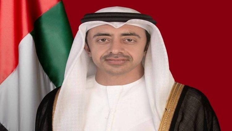 عبدالله بن زايد: الإمارات مستعدة للاضطلاع بنصيبها في مواجهة التحديات العالمية
