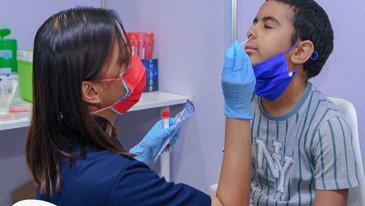 %62 من ذوي طلبة أبوظبي يرغبون في تطعيم أطفالهم