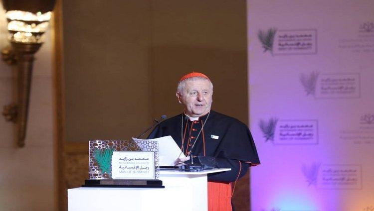 الفاتيكان يحتفي بـ«رجل الإنسانية».. الإمارات قبلة الخير.. وعطاؤها للبشرية جمعاء