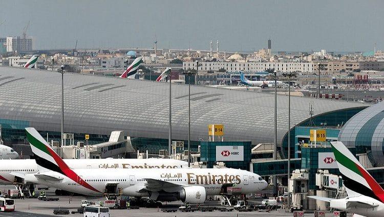 «دبي الدولي» الأول عالمياً في السعة المقعدية لكل رحلة