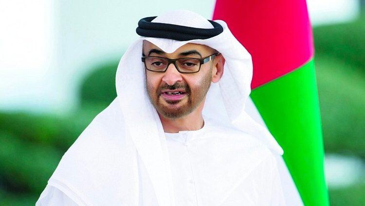 محمد بن زايد يتلقى اتصالاً هاتفياً من رئيس وزراء إسبانيا