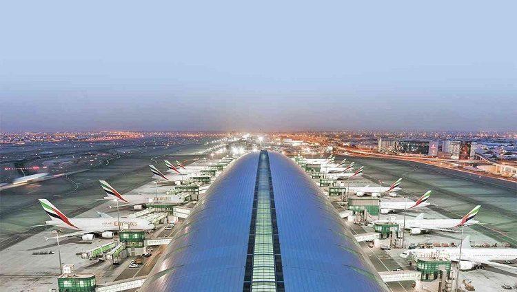 مطارات دبي تتوقع ارتفاعا حادا في السفر