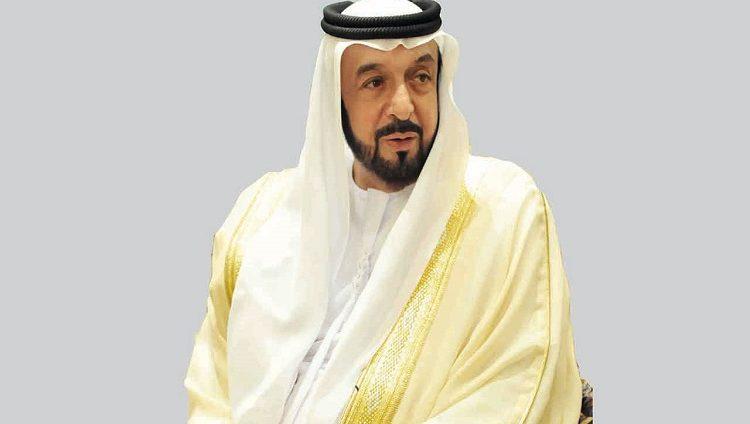 """في ذكرى ميلاده.. وسم #خليفة _بن_ زايد يتصدر .. """"كل عام ونبض الإمارات بخير"""""""