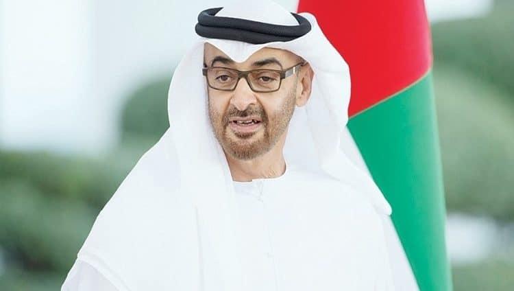 محمد بن زايد يدعو أبناء الإمارات للمشاركة في مشاريع الخمسين