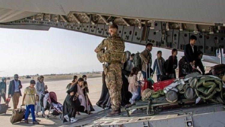 واشنطن تعلق جميع الرحلات الجوية مع أفغانستان
