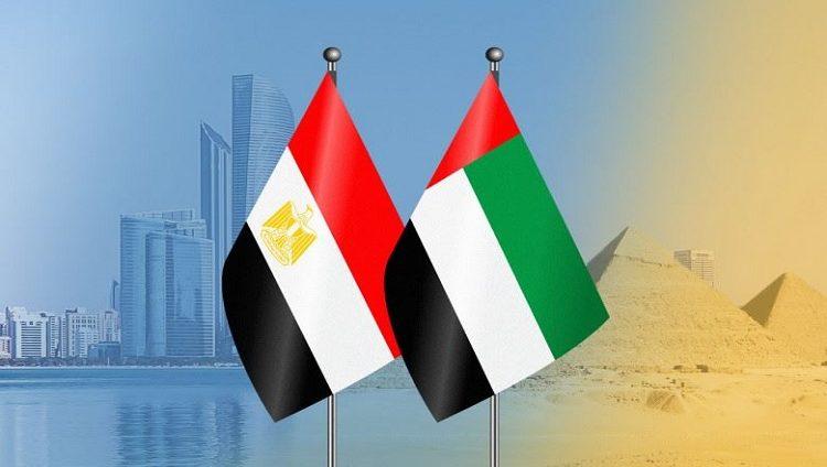 الإمارات ومصر تعززان تعاونهما الاقتصادي والاستثماري خلال المرحلة المقبلة