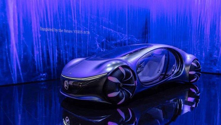 تعرف على سيارة مرسيدس الجديدة  بخاصية قراءة الأفكار