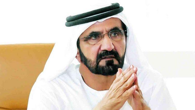 محمد بن راشد يطلق حملة اختر الإمارات العالمية المتحدة
