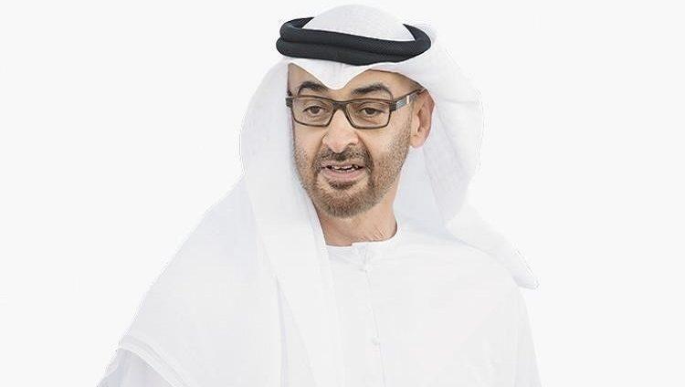 محمد بن زايد يعزي الجزائر في وفاة عبدالعزيز بوتفليقة
