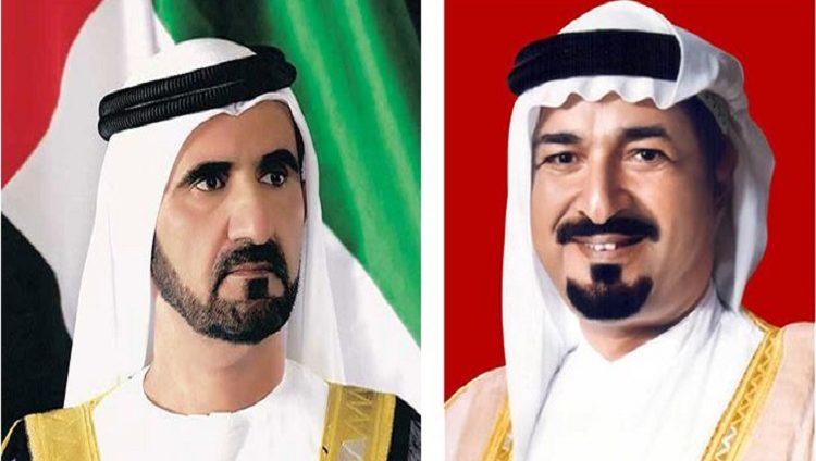 محمد بن راشد: النعيمي حفر اسمه في تاريخ دولتنا