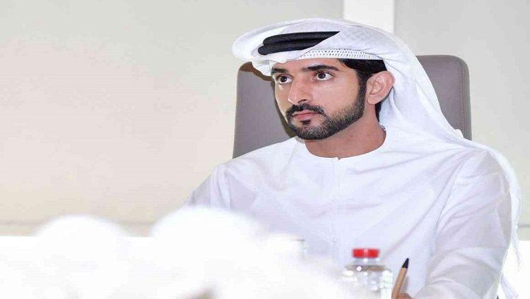 """حمدان بن محمد: عائلة """"فيجيت فيجايان"""" جسدت أروع مواقف الإنسانية في دبي"""