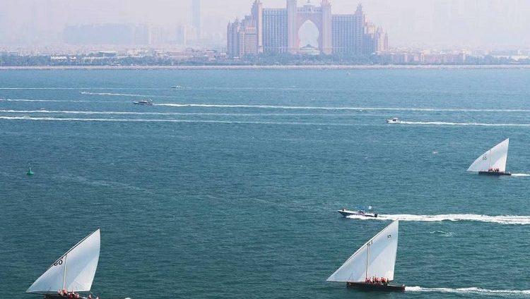 الشراعية 43 قدماً تعود للإبحار في شواطئ دبي السبت