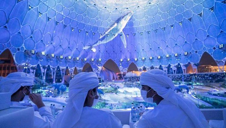 الملايين حول العالم شاهدوا حفل افتتاح «إكسبو ».. و53 ألف زائر للمعرض في يومه الأول