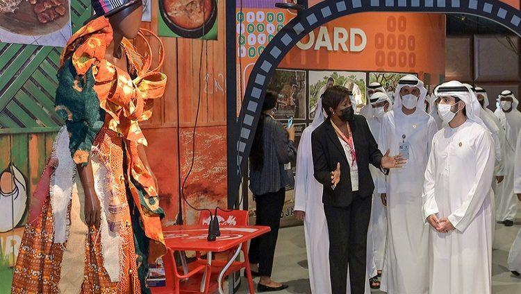 حمدان بن محمد: «إكسبو دبي» يجمع تاريخ الشعوب بمستقبل العالم وطموحاته