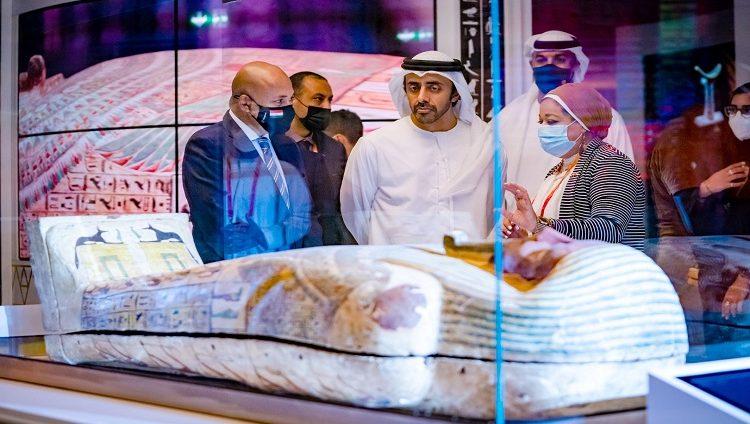عبدالله بن زايد : إكسبو 2020 ملتقى الحضارات العربية والعالمية على أرض الإمارات
