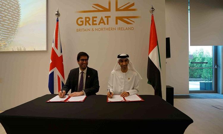 الإمارات وبريطانيا تتفقان على خطط عمل جديدة لدعم التنمية وتعزيز الشراكة الاقتصادية